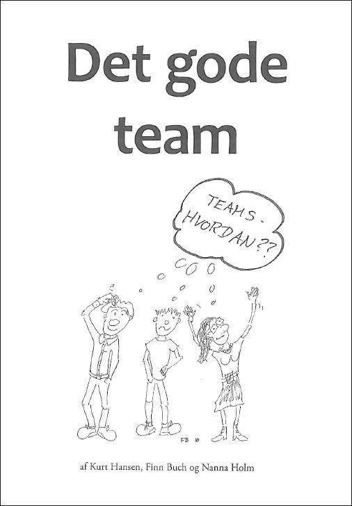 Image of   Det Gode Team - Nanna Holm - Bog