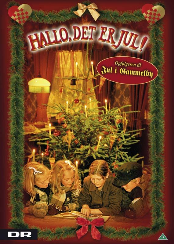 Hallo Det Er Jul! - Dr Julekalender - DVD - Tv-serie