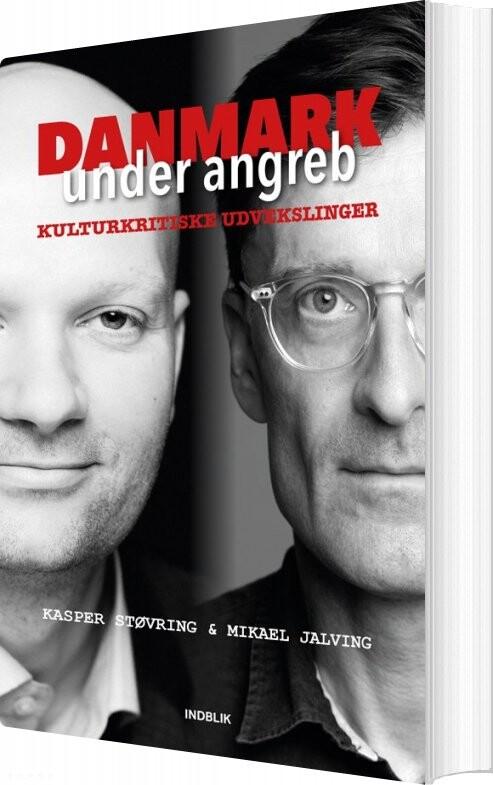 Det Handler Om Danmark - Mikael Jalving - Bog