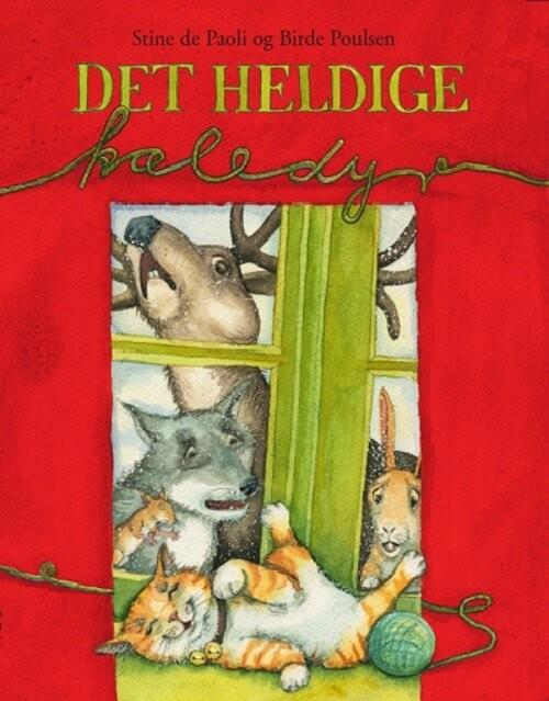 Billede af Det Heldige Kæledyr - Birde Poulsen - Bog