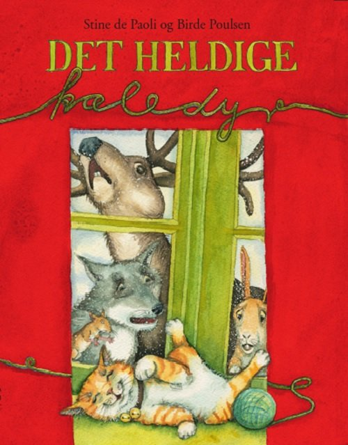 Image of   Det Heldige Kæledyr - Birde Poulsen - Bog