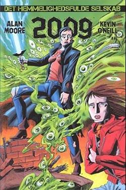 Billede af Det Hemmelighedsfulde Selskab 5 - Alan Moore - Tegneserie