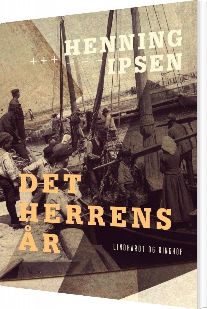 Det Herrens år - Henning Ipsen - Bog