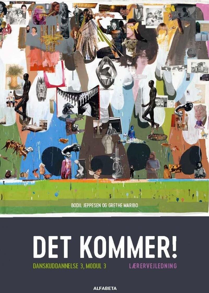Image of   Det Kommer! - Bodil Jeppesen - Bog