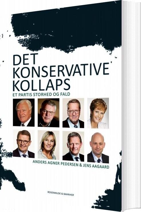 Det Konservative Kollaps - Jens Aagaard - Bog