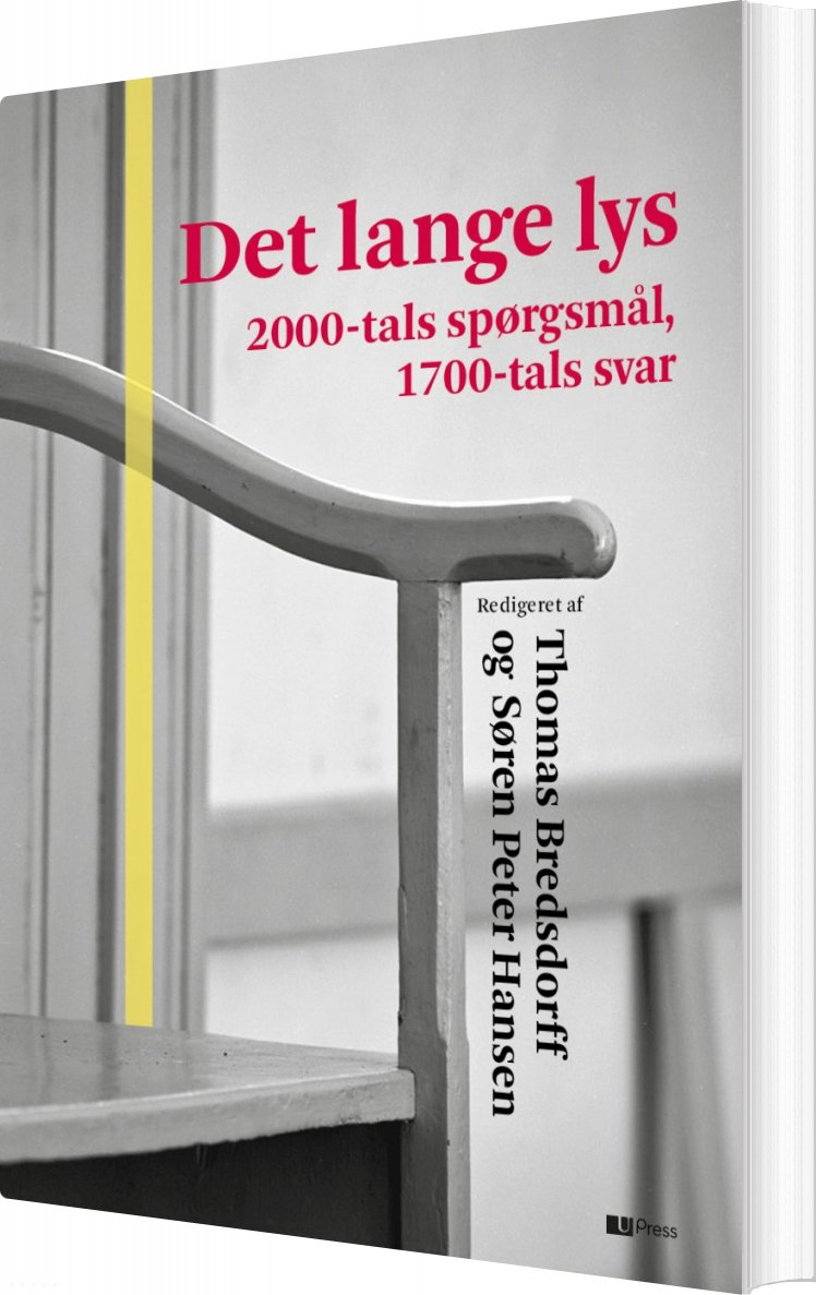 Image of   Det Lange Lys - Thomas Bredsdorff - Bog