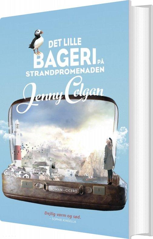 Image of   Det Lille Bageri På Strandpromenaden - Jenny Colgan - Bog