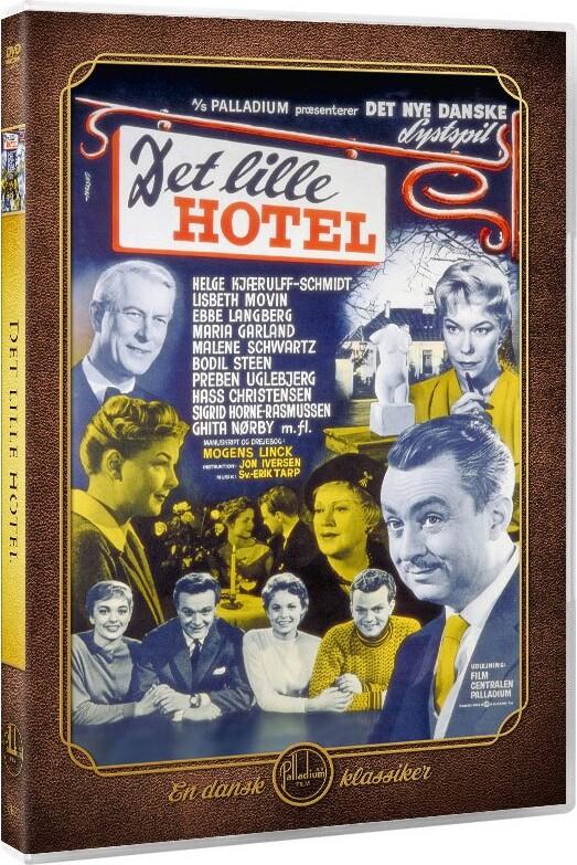 Image of   Det Lille Hotel - 1958 - DVD - Film