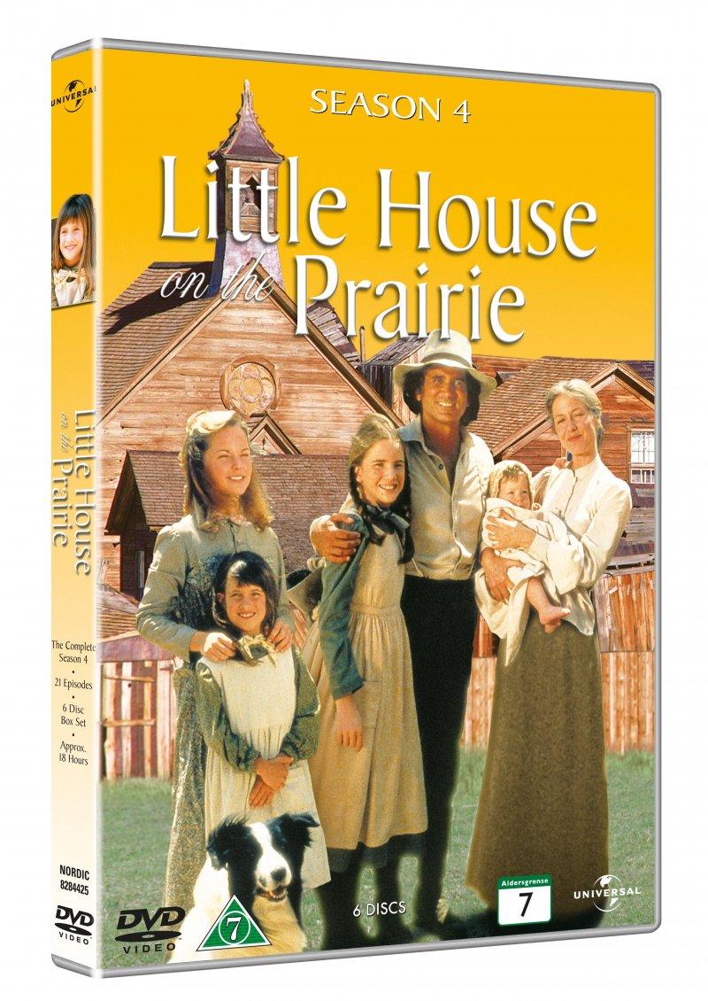 det lille hus på prærien sidste afsnit