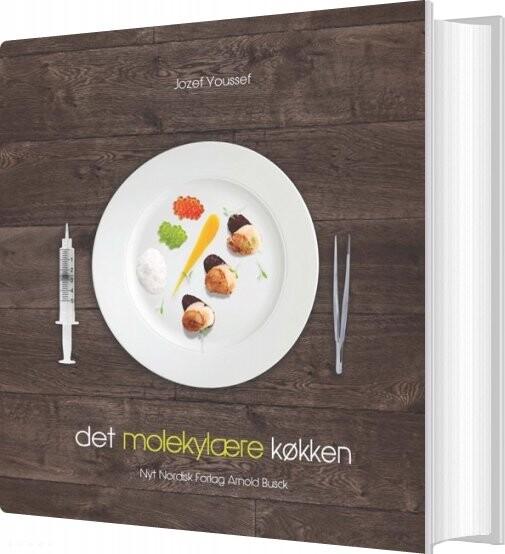 Det Molekylære Køkken - Jozef Youssef - Bog