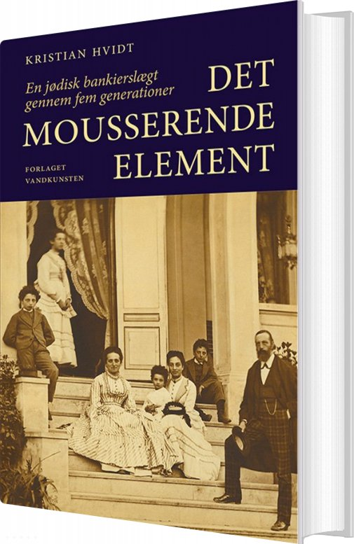 Det Mousserende Element - Kristian Hvidt - Bog
