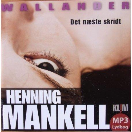 Image of   Det Næste Skridt Mp3 - Henning Mankell - Cd Lydbog