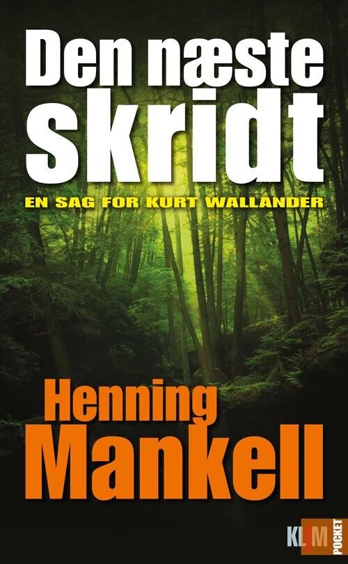 Billede af Det Næste Skridt - Pocket - Henning Mankell - Bog