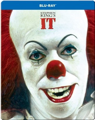 Image of   Det Onde / It - Stephen King 1990 - Steelbook - Blu-Ray