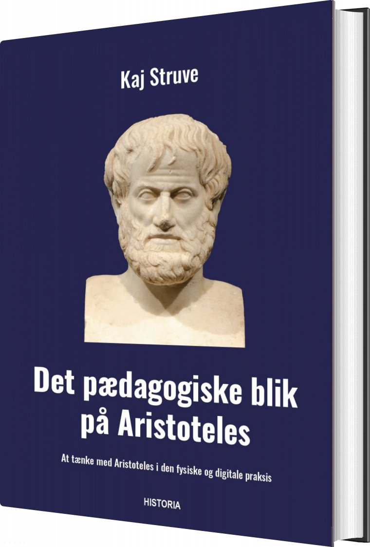 Image of   Det Pædagogiske Blik På Aristoteles - Kaj Struve - Bog