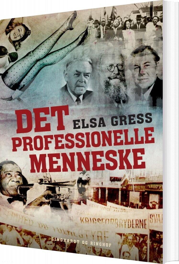 Det Professionelle Menneske - Elsa Gress - Bog