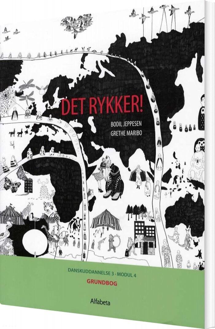 Image of   Det Rykker! Grundbog - Bodil Jeppesen - Bog