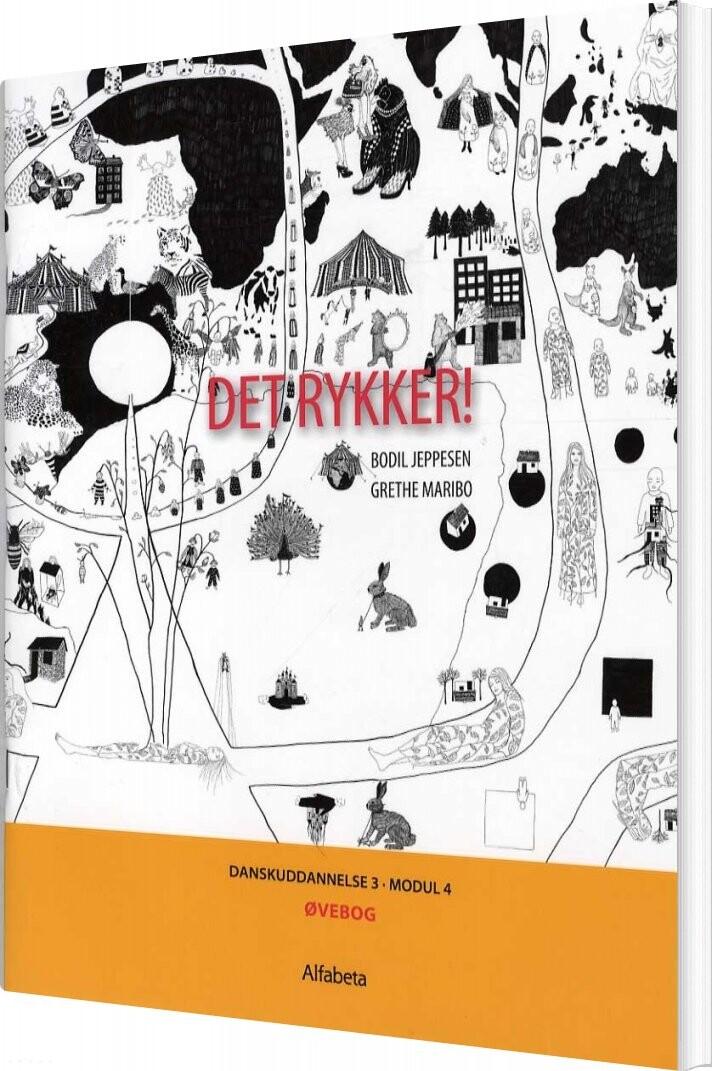 Image of   Det Rykker! øvebog - Grethe Maribo - Bog