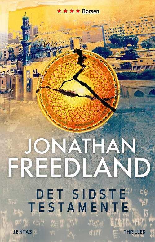 Image of   Det Sidste Testamente - Jonathan Freedland - Cd Lydbog