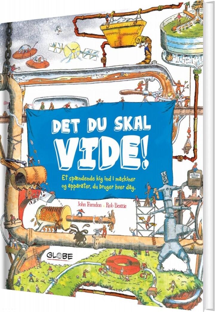 Image of   Det Skal Du Vide! - John Farndon - Bog