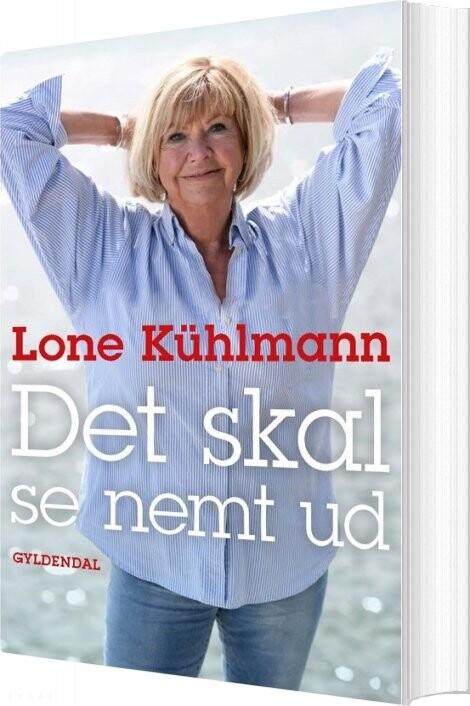 Image of   Det Skal Se Nemt Ud - Lone Kühlmann - Bog