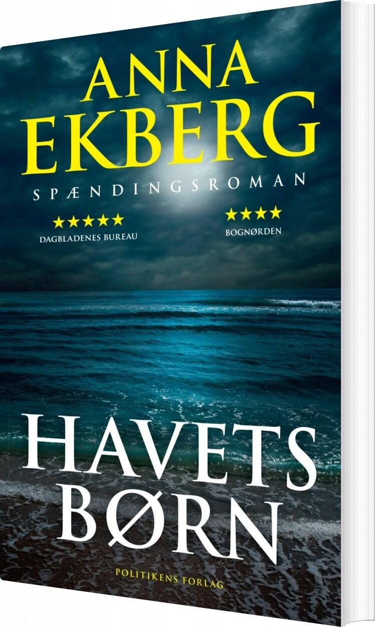 Havets Børn - Anna Ekberg - Bog