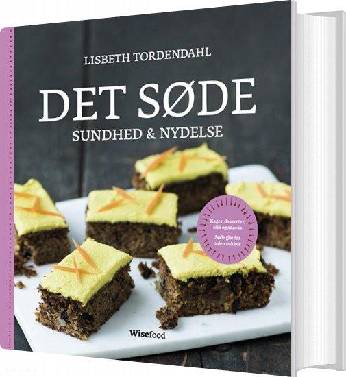 Billede af Det Søde - Lisbeth Tordendahl - Bog