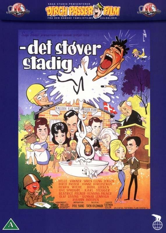 Image of   Det Støver Stadig - DVD - Film