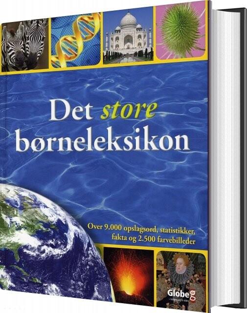 Image of   Det Store Børneleksikon - Diverse - Bog