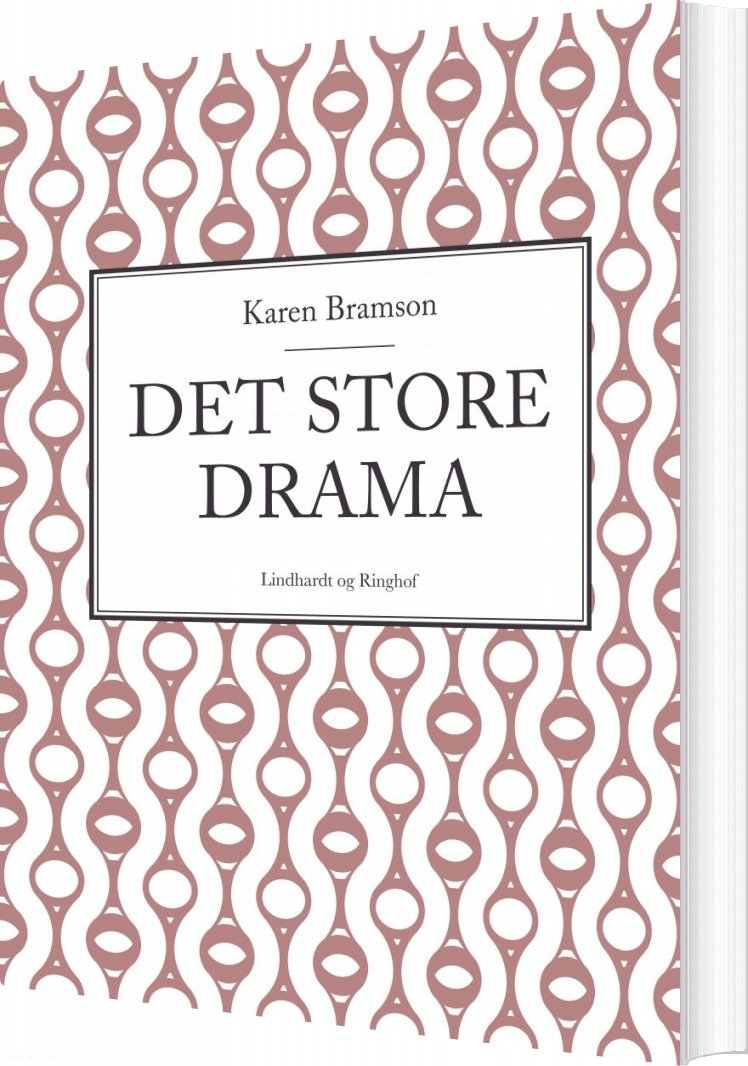 Det Store Drama - Karen Bramson - Bog