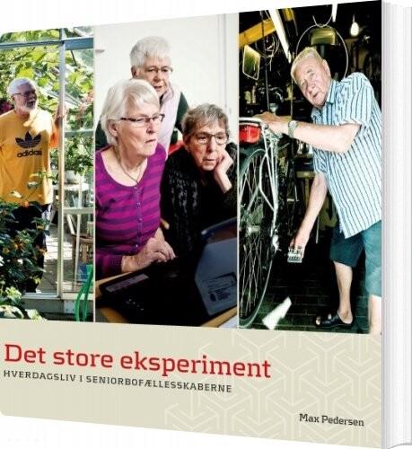 Image of   Det Store Eksperiment - Max Pedersen - Bog