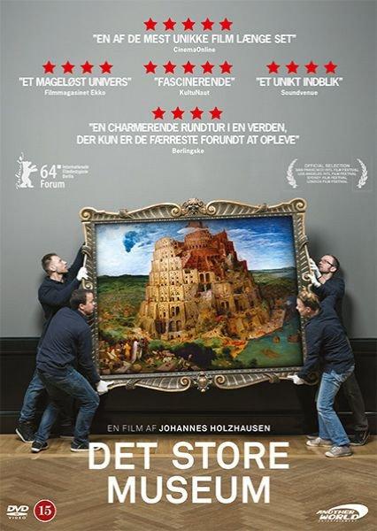 Image of   Det Store Museum / Das Grosse Museum - DVD - Film