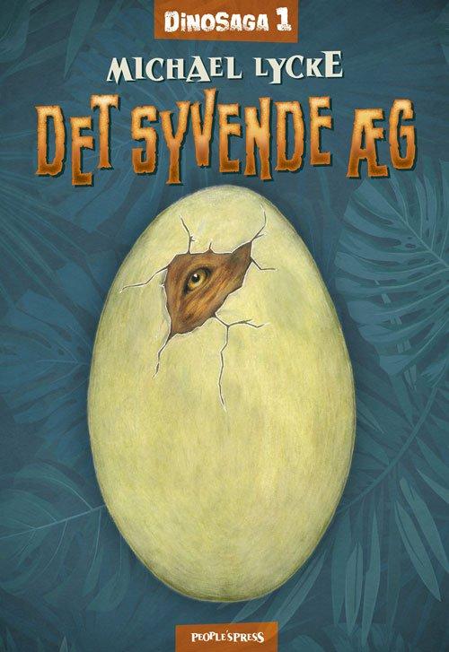 Billede af Dinosaga 1: Det Syvende æg - Michael Lycke - Bog