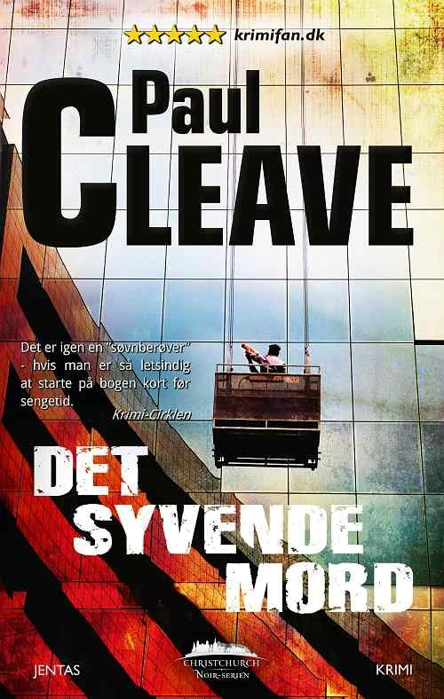 Image of   Det Syvende Mord - Paul Cleave - Cd Lydbog