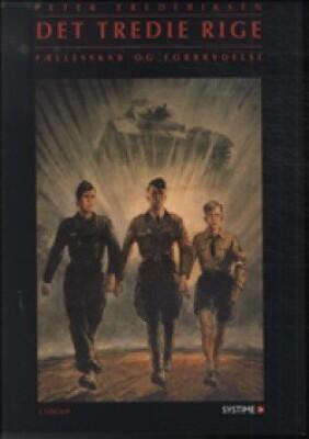 Det Tredie Rige - Peter Frederiksen - Bog