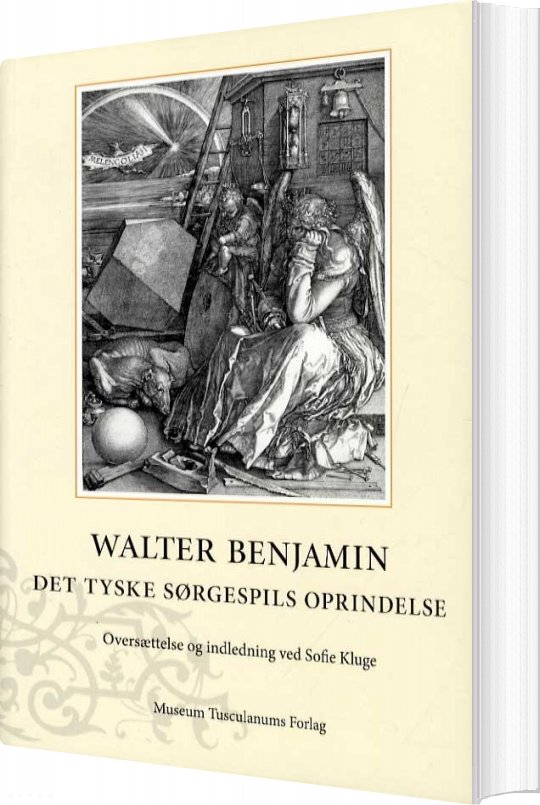 Billede af Det Tyske Sørgespils Oprindelse - Walter Benjamin - Bog