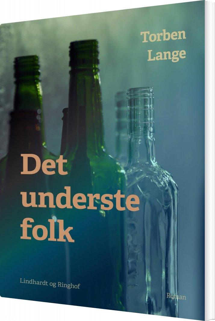 Det Underste Folk - Torben Lange - Bog