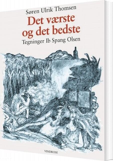 Det Værste Og Det Bedste - Søren Ulrik Thomsen - Bog