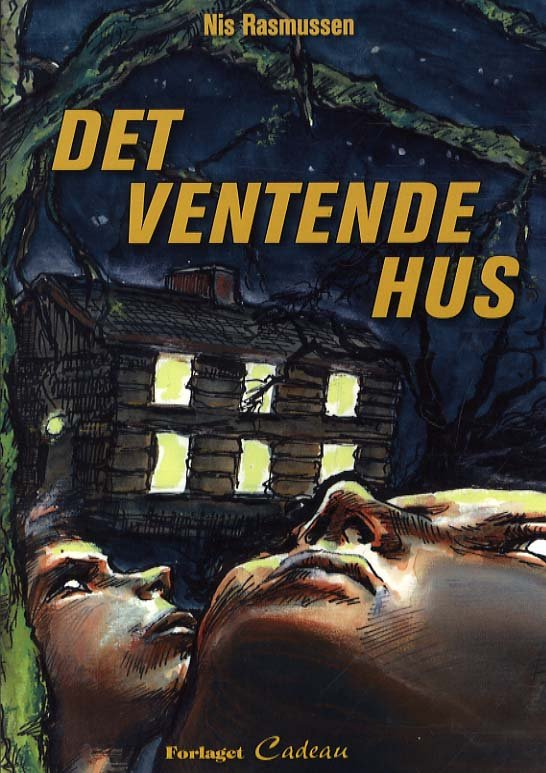 Image of   Det Ventende Hus - Nis Rasmussen - Bog
