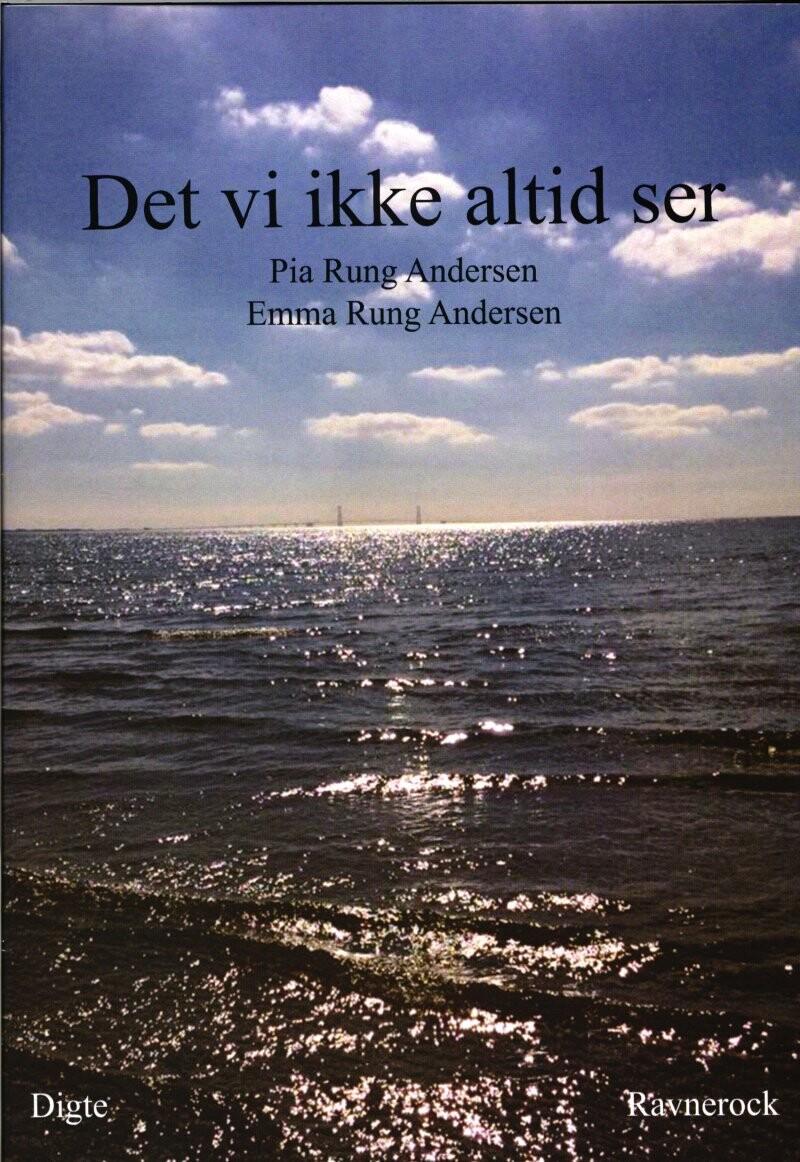Image of   Det Vi Ikke Altid Ser - Pia Rung Andersen - Bog