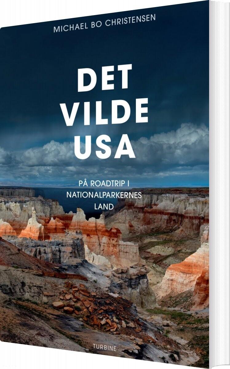 Det Vilde Usa - Michael Bo Christensen - Bog