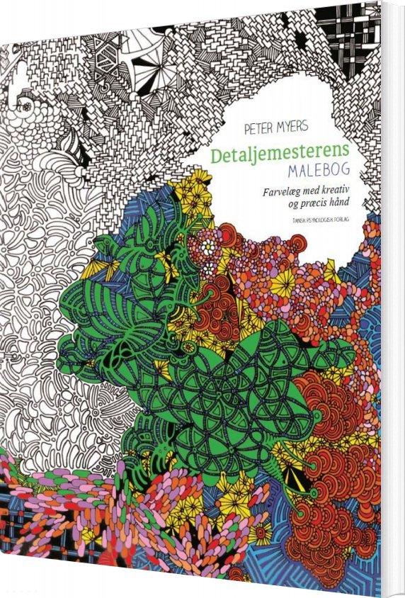 Image of   Detaljemesterens Malebog - Peter Myers - Bog