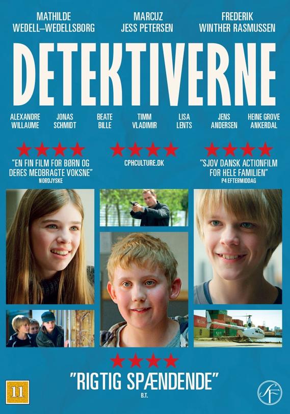 Billede af Detektiverne - DVD - Film