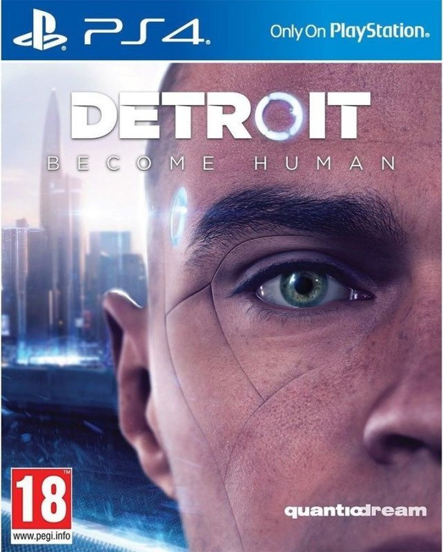 Image of   Detroit: Become Human (nordic) - PS4
