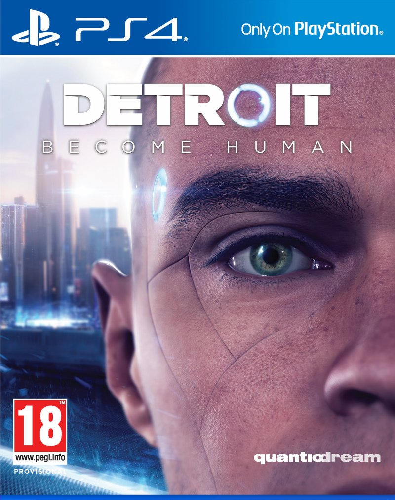 Image of   Detroit: Become Human - PS4
