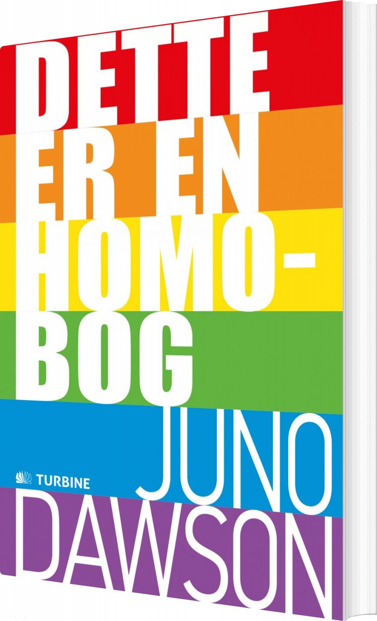 Dette Er En Homobog - Juno Dawson - Bog bb686b91a146