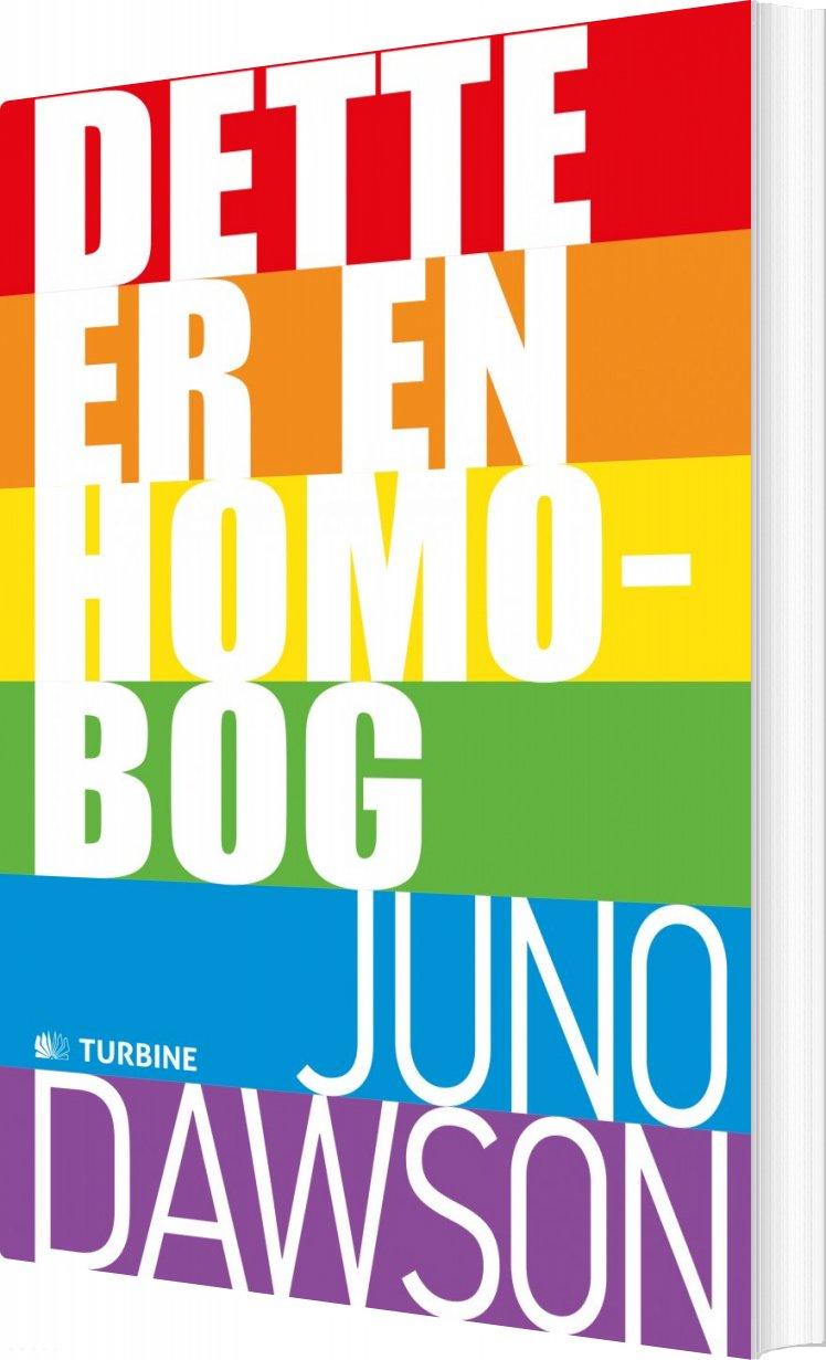Image of   Dette Er En Homobog - Juno Dawson - Bog