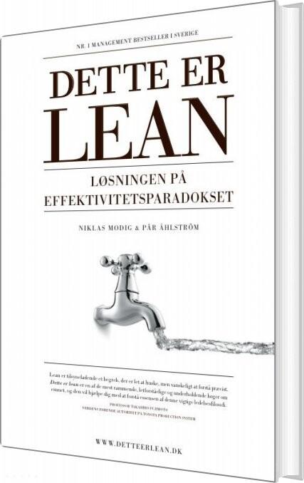 Image of   Dette Er Lean - Niklas Modig - Bog
