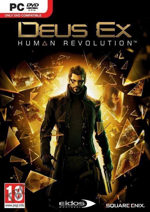 Image of   Deus Ex: Human Revolution - PC