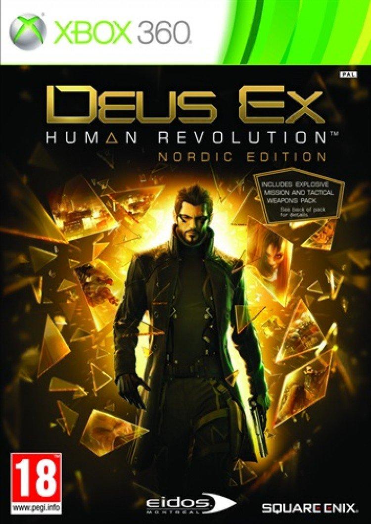 Image of   Deus Ex: Human Revolution - Xbox 360